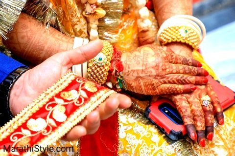 मराठी उखाणे For Groom / For Marriage
