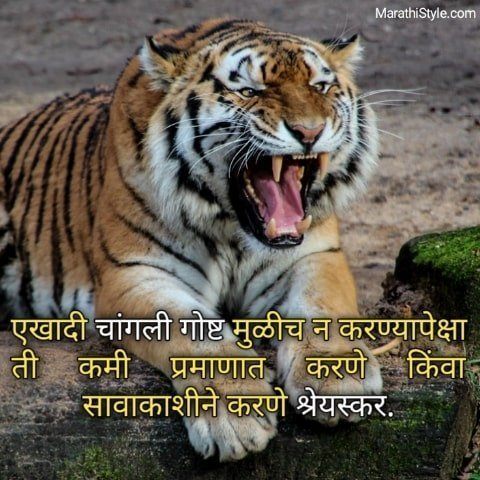 cute marathi status
