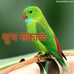 शुभ सकाळ | Shubh Sakal Whatsapp Image | Shubh Sakal Quote
