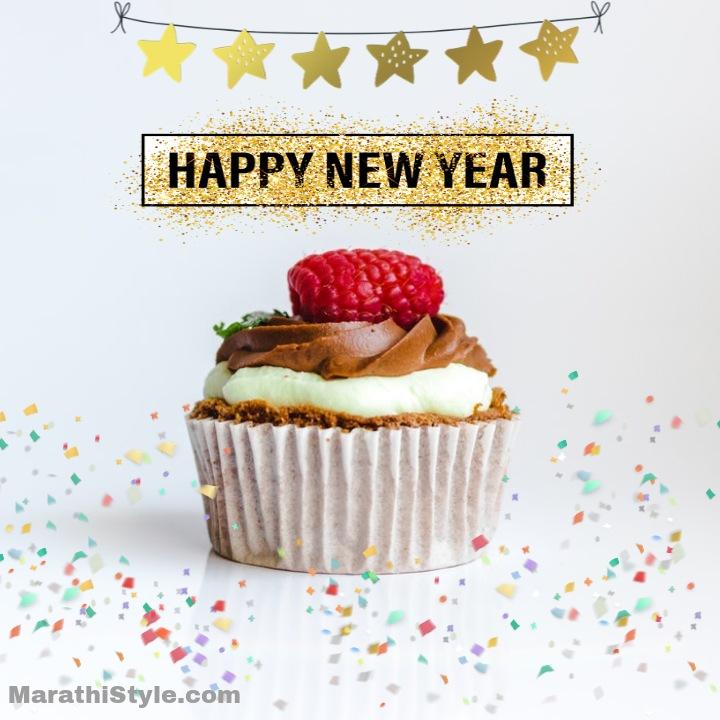 New year ststus marathi